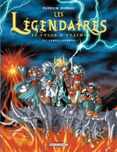 Légendaires 11