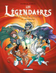 Légendaires 12