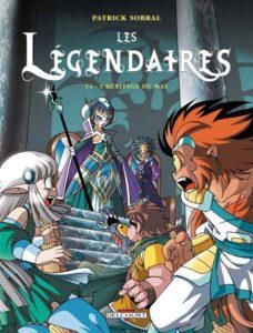 Légendaires 14