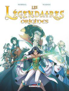 Légendaires origines 2
