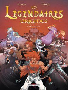 Légendaires origines 3