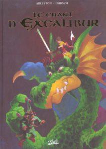 Chant d'excalibur